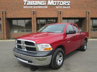 Used 2010 Dodge Ram 1500 4X4 | QUAD CAB | for sale in Mississauga, ON