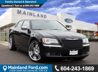 Used 2011 Chrysler 300C Base NO ACCIDENTS, LOCAL for sale in Surrey, BC