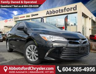 Used 2015 Toyota Camry LE # 3 VALUE RANK IN BC! for sale in Abbotsford, BC