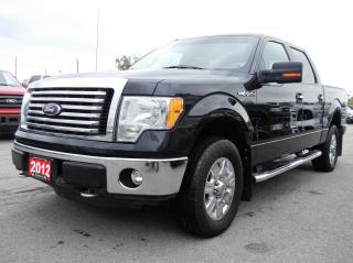 Used 2012 Ford F-150 XLT 4X4! for sale in Bolton, ON