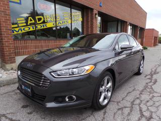 Used 2016 Ford Fusion SE Navi, Bluetooth, Heated seats for sale in Woodbridge, ON