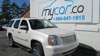 Used 2014 GMC Yukon Denali for sale in Richmond, ON
