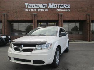 Used 2016 Dodge Journey 4-CYL / 7 PASSENGER | PUSH TO START | for sale in Mississauga, ON