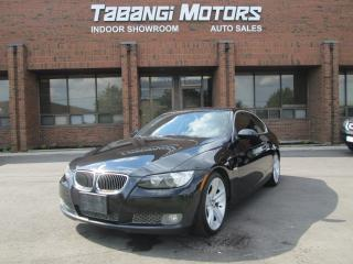 Used 2008 BMW 335i COUPE /  LEATHER | SUNROOF | 6 SPEED for sale in Mississauga, ON