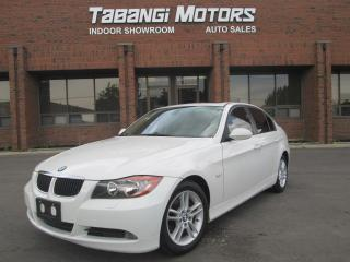 Used 2008 BMW 328xi X DRIVE | LEATHER | SUNROOF | HEATED SEATS | for sale in Mississauga, ON