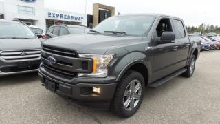 New 2018 Ford F-150 XLT, 302a, 3.5 Ecoboost, Sport, Nav for sale in Stratford, ON