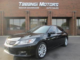 Used 2014 Honda Accord TOURING | NAVIGATION | 2 CAMERAS | for sale in Mississauga, ON