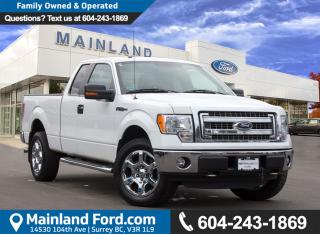 Used 2013 Ford F-150 XLT LOW KMS for sale in Surrey, BC