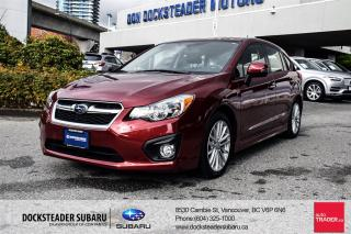 Used 2014 Subaru Impreza 5Dr Limited Pkg at for sale in Vancouver, BC