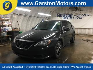 Used 2012 Chrysler 200 S****BEING SOLD AS IS****NAVIGATION*POWER SUNROOF*LEATHER*KEYLESS ENTRY w/REMOTE START*POWER WINDOWS/LOCKS/HEATED MIRRORS* for sale in Cambridge, ON