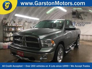 Used 2012 Dodge Ram 1500 BIGHORN*4WD*HEMI*BOX LINER*SIDE STEPS*FOLDING TOW MIRRORS*KEYLESS ENTRY w/REMOTE START* for sale in Cambridge, ON