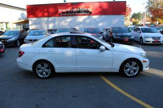 Used 2013 Mercedes-Benz C-Class 4dr Sdn C 300 4MATIC for sale in Surrey, BC