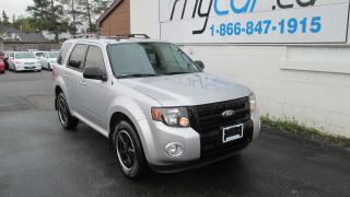 Used 2012 Ford Escape XLT for sale in Richmond, ON