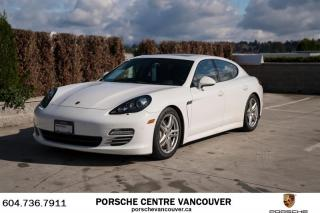 Used 2013 Porsche Panamera 4S for sale in Vancouver, BC
