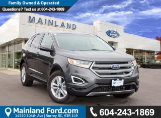 Used 2017 Ford Edge SEL NO ACCIDENTS for sale in Surrey, BC
