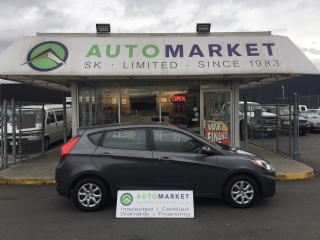 Used 2012 Hyundai Accent GS 5-Door FINANCE ALL CREDIT TYPE'S! for sale in Langley, BC