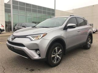 Used 2016 Toyota RAV4 XLE for sale in Brampton, ON