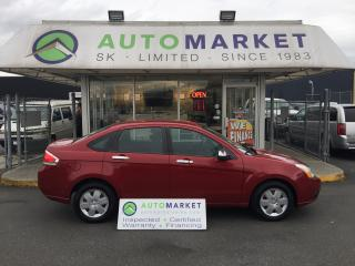 Used 2009 Ford Focus SE Sedan FINANCE FOR ALL CREDIT! for sale in Langley, BC