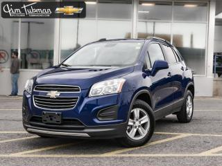Used 2016 Chevrolet Trax LT for sale in Gloucester, ON