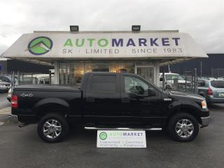 Used 2007 Ford F-150 FX4 SuperCrew 4x4 FINANCE IT! for sale in Langley, BC