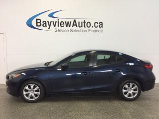 Used 2014 Mazda MAZDA3 GX- SKYACTIV|6 SPEED|PUSH BUTTON START|A/C! for sale in Belleville, ON
