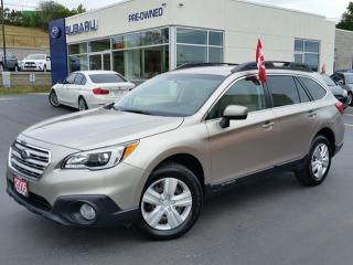 Used 2015 Subaru Outback 2.5i for sale in Kitchener, ON