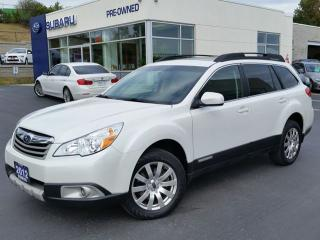 Used 2012 Subaru Outback 3.6R  Limited for sale in Kitchener, ON