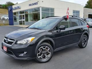 Used 2014 Subaru XV Crosstrek Sport 5spd for sale in Kitchener, ON