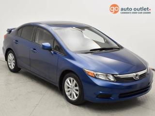 Used 2012 Honda Civic EX for sale in Edmonton, AB