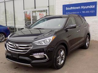 Used 2017 Hyundai Santa Fe Sport 2.4 Premium 4dr All-wheel Drive for sale in Edmonton, AB