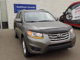 Used 2011 Hyundai Santa Fe GL 2.4 for sale in Edmonton, AB