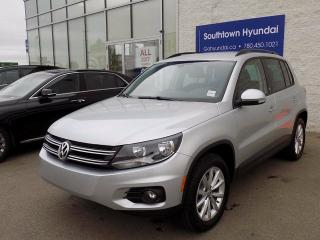 Used 2017 Volkswagen Tiguan Wolfsburg Edition for sale in Edmonton, AB