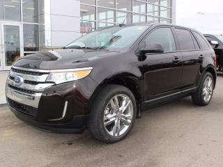 Used 2013 Ford Edge SEL for sale in Peace River, AB