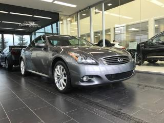 Used 2011 Infiniti G37 X Premium, Low Kilometers, AWD for sale in Edmonton, AB