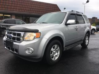 Used 2010 Ford Escape Limited for sale in Cobourg, ON