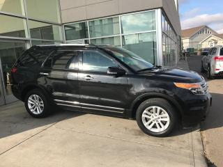 Used 2014 Ford Explorer XLT/4WD/ACCIDENT FREE/HEATED SEATS/BACK UP MONITOR/NAVIGATION for sale in Edmonton, AB