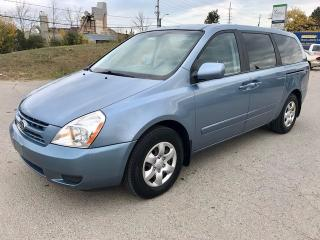Used 2009 Kia Sedona LX Base for sale in Mississauga, ON