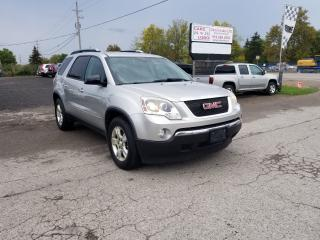 Used 2008 GMC Acadia SLE for sale in Komoka, ON