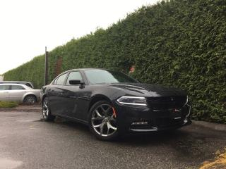 Used 2017 Dodge Charger SXT + HEATED FT SEATS + SUNROOF + BACK-UP CAM + REAR PARK ASSIST + BLIND-SPOT MONITORING SYSTEM for sale in Surrey, BC