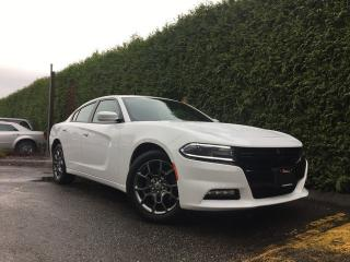 Used 2017 Dodge Charger SXT RALLYE AWD + SUNROOF + BACK-UP CAM + REAR PARK ASSIST + BLIND-SPOT MONITORING for sale in Surrey, BC
