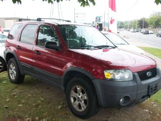 Used 2005 Ford Escape XLT for sale in Cambridge, ON