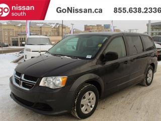 Used 2012 Dodge Grand Caravan SE/SXT for sale in Edmonton, AB