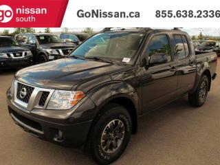 Used 2014 Nissan Frontier PRO-4X - LEATHER, SUNROOF, NAVIGATION for sale in Edmonton, AB