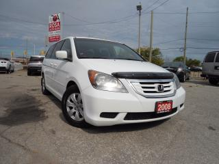 Used 2008 Honda Odyssey AUTO LOW KM POWER SLIDDING DOORS 8 PASSENGER  NO R for sale in Oakville, ON