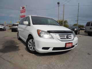 Used 2008 Honda Odyssey AUTO LOW KM POWER SLIDDING DOORS 8 PASSENGER  NO R for sale in Oakville, ON