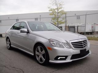 Used 2011 Mercedes-Benz E350 MINT-NAVI,BACK CAM,BLUETOOTH,4MATIC for sale in North York, ON