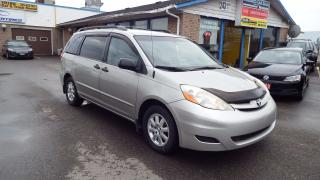 Used 2007 Toyota Sienna CE/AUTO/ALLOY/7 SEATER/IMMACULATE$6999 for sale in Brampton, ON