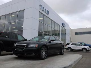 Used 2013 Chrysler 300 S, 3.6L V6, Leather, Sunroof, Heated Seats, Remote Starter, Bluetooth for sale in Edmonton, AB