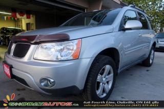Used 2006 Pontiac Torrent Sport | NO ACCIDENT | LEATHER/HEATED SEATS | CERTI for sale in Oakville, ON