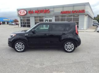 Used 2017 Kia Soul EX for sale in Owen Sound, ON